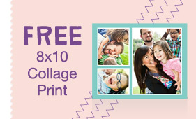 Walgreens: Free 8×10 Collage Print — Final Day