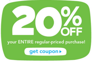 picture regarding Babies R Us 20 Off Coupon Printable known as Scarce 20% off Coupon for Toddlers R Us/Toys R Us - Mommies with