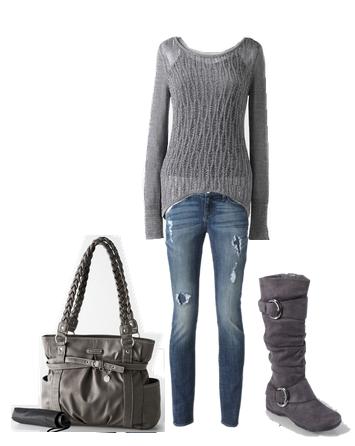 Fall Fashion with #RockAndRepublic @Kohls + Everyone Saves 20%!