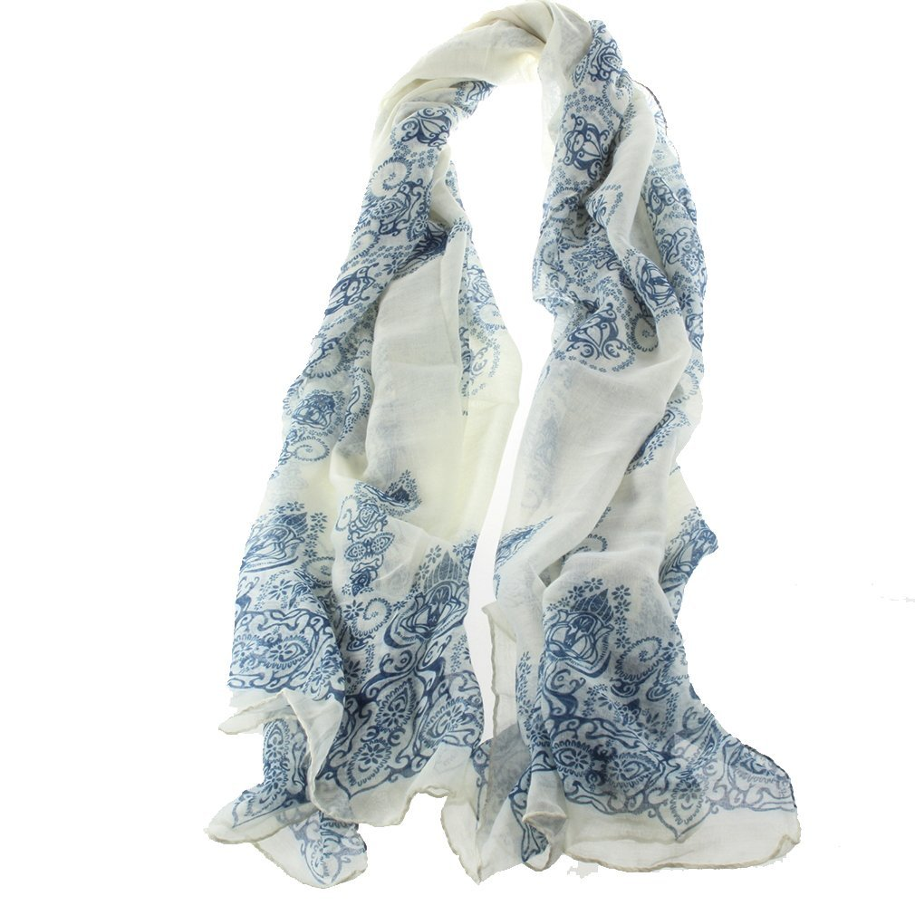 MORE Inexpensive Scarves!