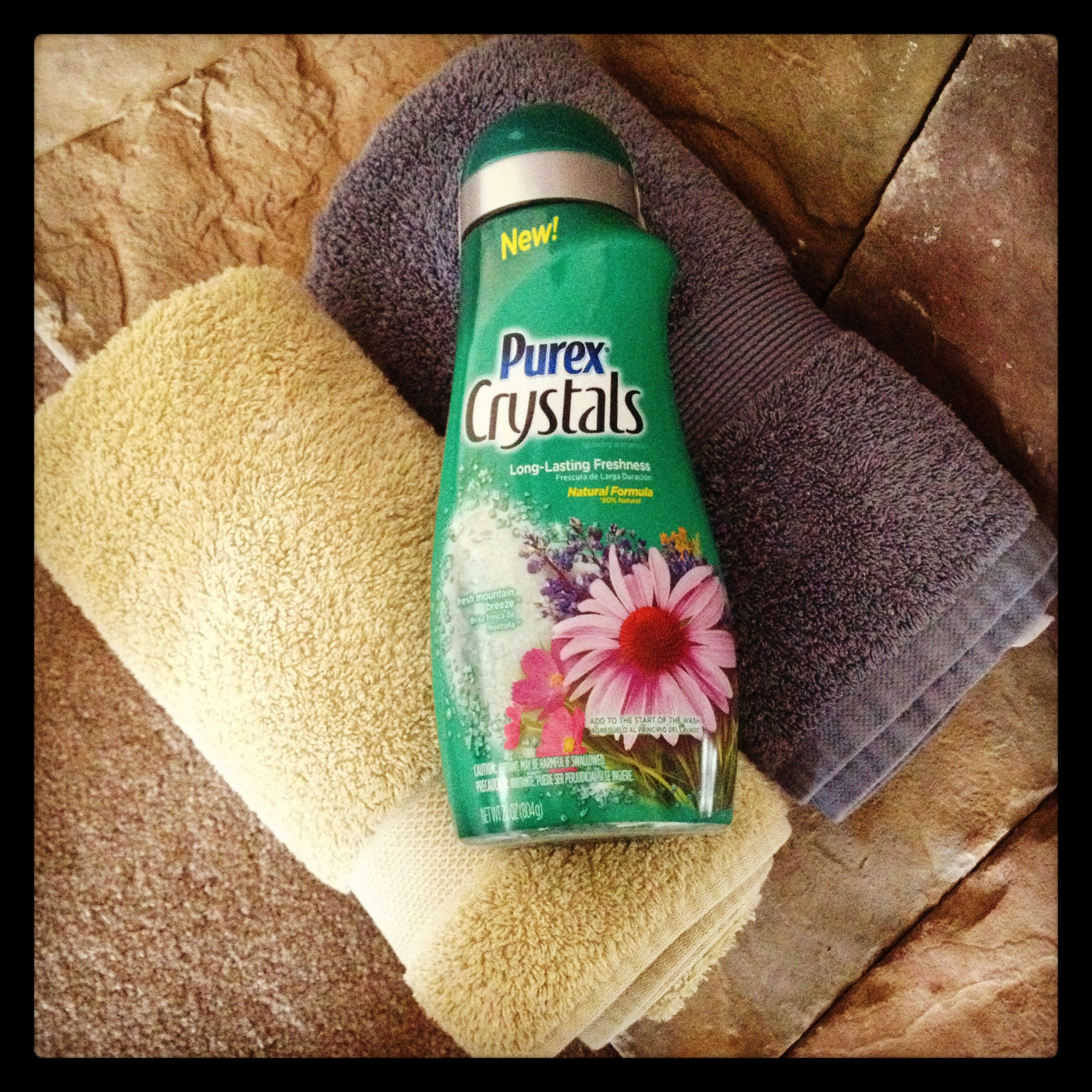 Purex Crystals Fresh Mountain Breeze Review Amp Giveaway