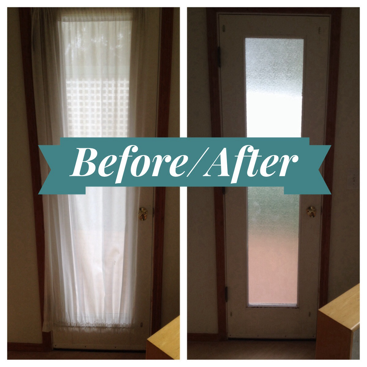 Privacy Film from Wall Pops An Easy Fix for My Bathroom - Mommies with Cents & Privacy Film from Wall Pops: An Easy Fix for My Bathroom - Mommies ...