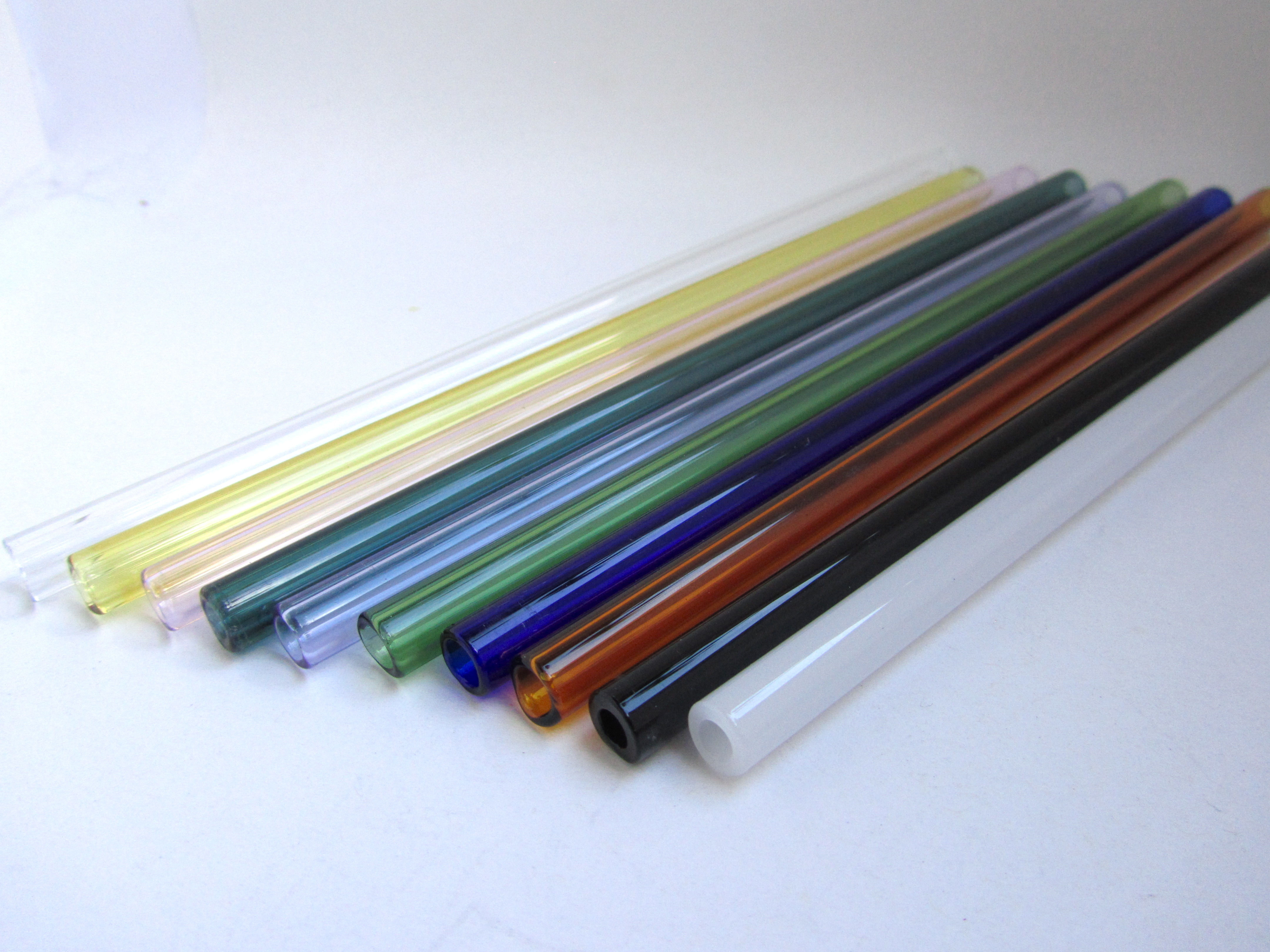 Moxie Glass Drinking Straws: Add some Fun to your Beverages