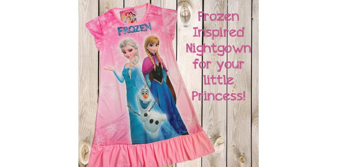 frozennightgown