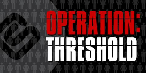 operation threshold