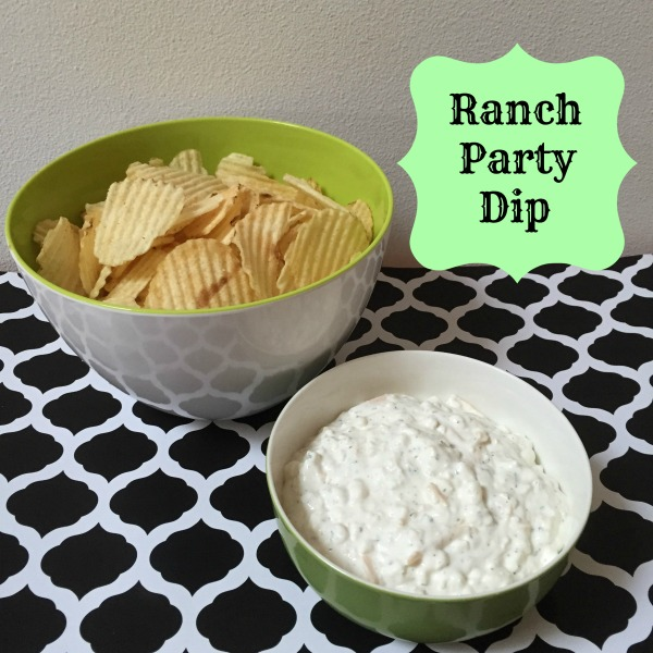Ranch Party Dip