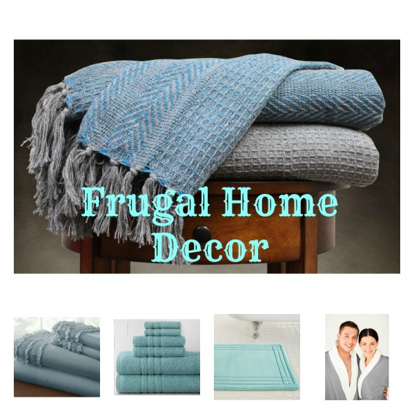 frugal home decor
