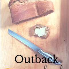 Copy Cat Recipe: Outback Bread  & Honey Butter