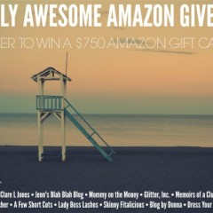Totally Awesome March $750 Amazon Gift Card Giveaway (Ends 3/31)