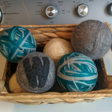 Essential Oil Boost Have A Ball Wool Dryer Balls Review & #Giveaway