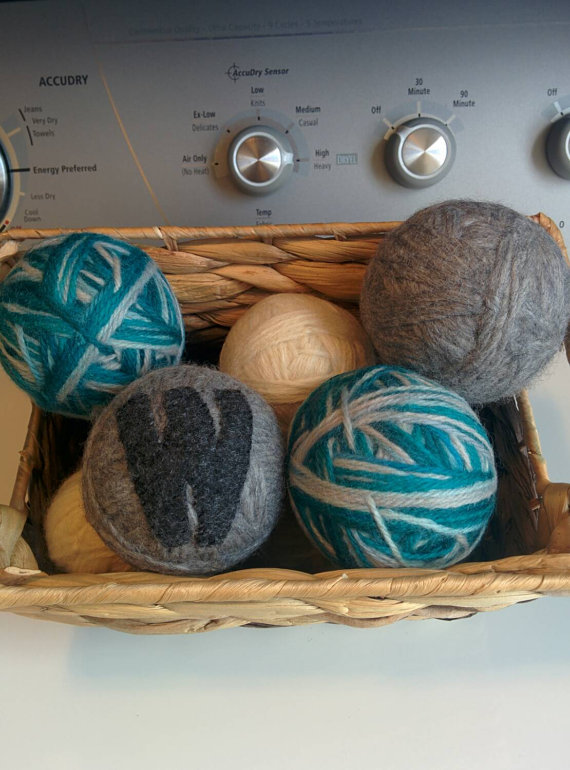 Essential Oil Boost Wool Balls