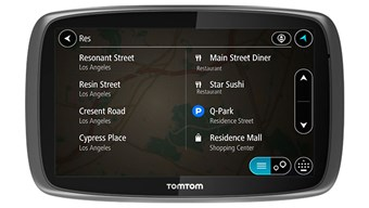 tomtom search