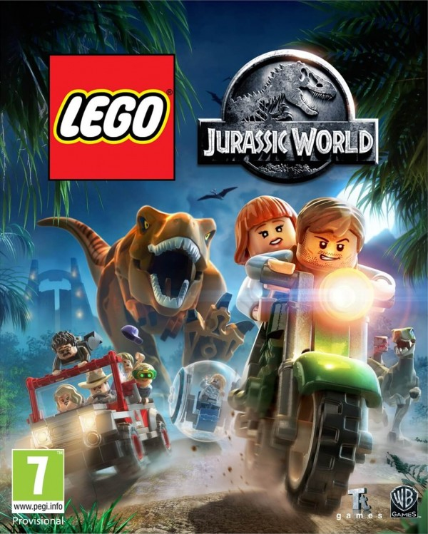 Lego Jurassic World Now Available!