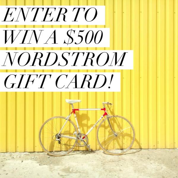 Nordstorm Giveaway