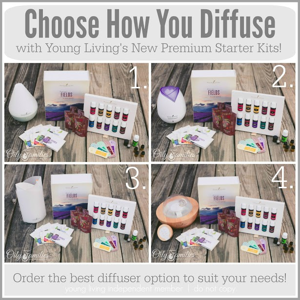 OF Choose How You Diffuse