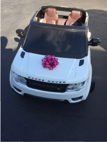 Two Seater Range Rover 12v The Ultimate Gift For Kids