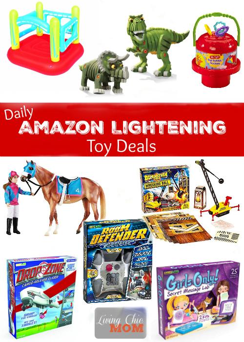 Amazon Lightening Deals 11-7