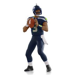 Russell Wilson Ornament