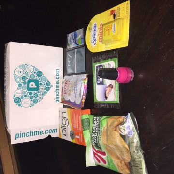 PinchMe: Loads of Freebies — Today's the Day!