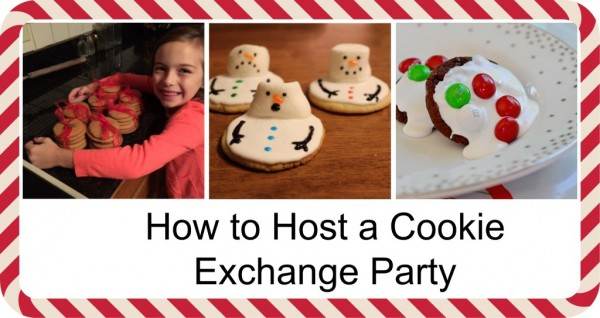 How to host a cookie swap party mommies with cents for Swapping houses instead of selling