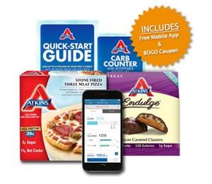 Free Atkins Quick-Start Kit & Coupon