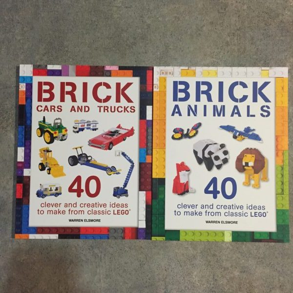 Brick Build Books