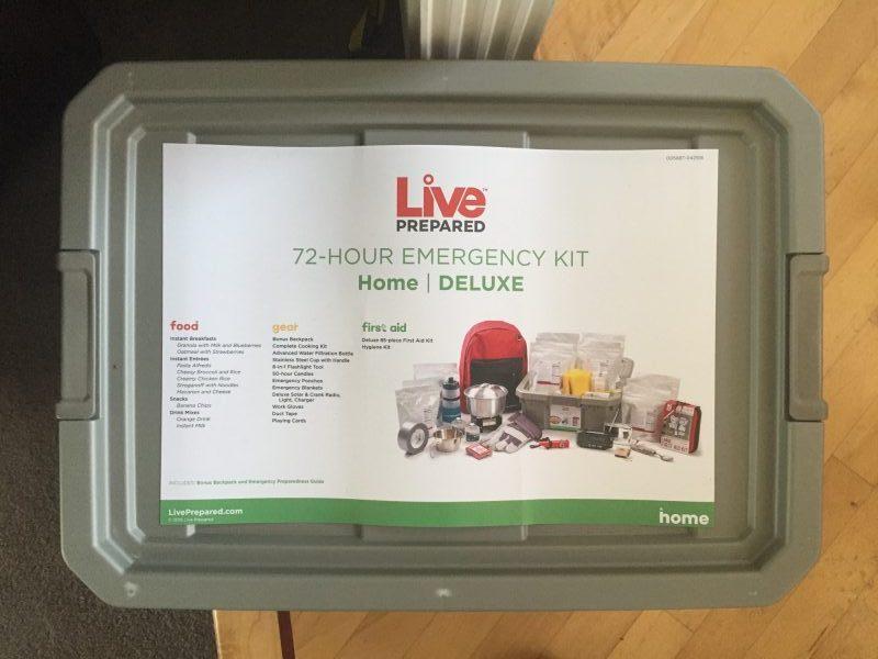 live prepared