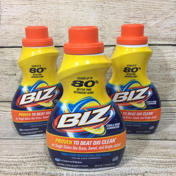 Biz Laundry Detergent Why It Works Ad Mommies With