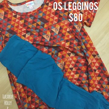 Trendy Tuesday: LuLaRoe Outfit of the Day 5/9