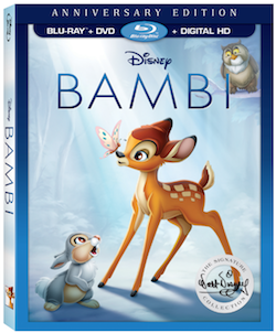 Disney's Bambi Signature Collection Now Available!