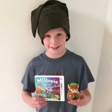 Nintendo Kid Reporter: Jackson Reviews Miitopia
