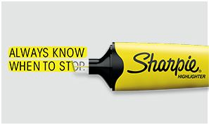 sharpie.com for you giveaway