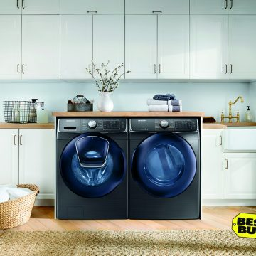 Make Laundry Better with ENERGY STAR @BestBuyCSR @ENERGYSTAR #AD