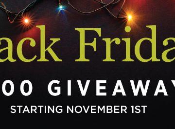 Bellacor Black Friday $500 Giveaway (Ends 11/24)