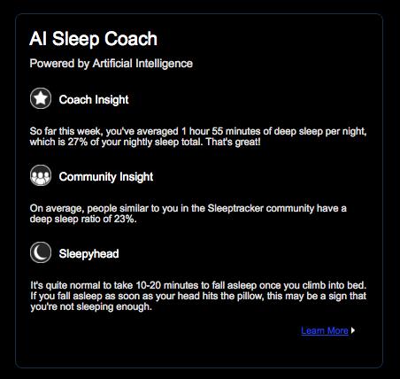 Tomorrow Sleep