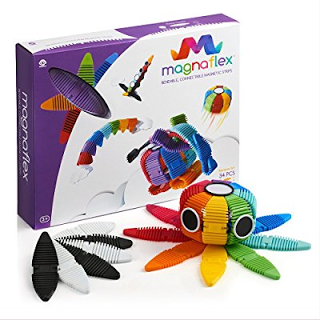 Magnaflex Building Toy Review & #Giveaway (AD)