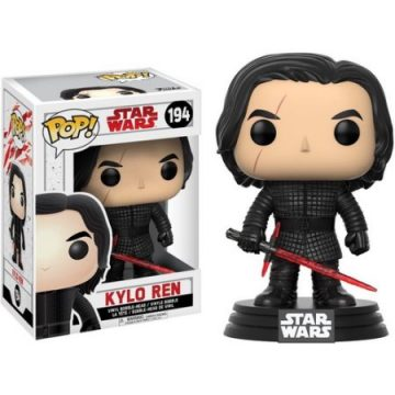 Free Product Offer: Funko Pop! Star Wars: The Last Jedi-Kylo Ren