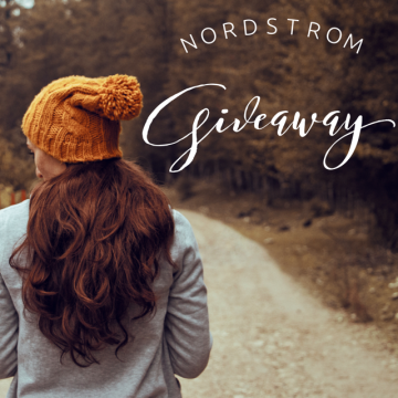 $150 Nordstrom Gift Card #Giveaway (Ends 12/29)