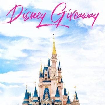 $150 Disney Gift Card Giveaway (Ends 5/10)