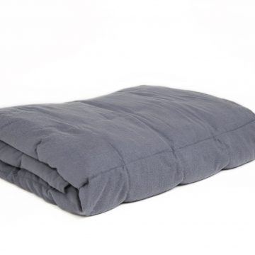 Weighting Comforts: Weighted Blankets for Anxiety and Sleeplessness #Giveaway (AD)