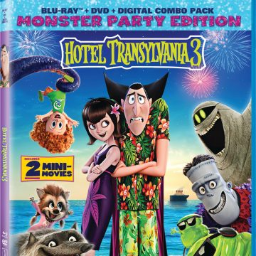 Hotel Transylvania 3 Now on DVD & Blu-Ray! #HotelT3