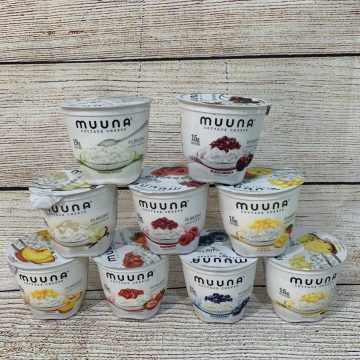 Muuna Cottage Cheese Singles Easily Add Protein to Your Diet (#Giveaway) AD