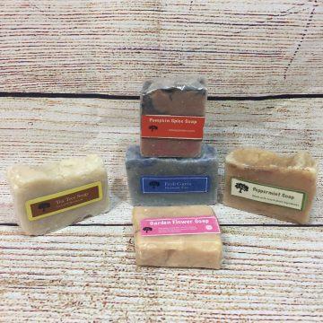 Shea Garden Handmade Soap Review & #Giveaway