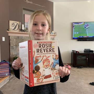 The Questioneers Rosie Revere and the Raucous Riveters Book #Giveaway #TheQuestioneers