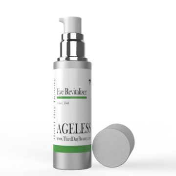 Third Day Beauty: Get $30.40 Off AGELESS Eye Revitalizer Anti Aging Eye Cream