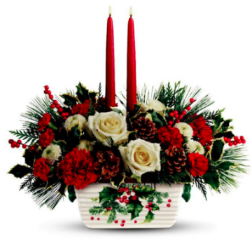 Teleflora: New Holiday Bouquets For Your Loved Ones! #LoveOutLoud #Giveaway