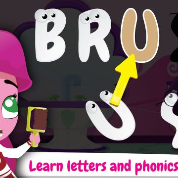 Wonster Words: ABC Phonics & Spelling — A Great App for Kids!