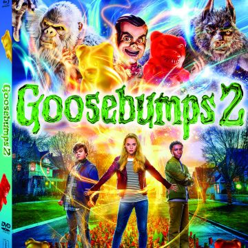 Goosebumps 2 Now Available on DVD/Blu-Ray! #Giveaway