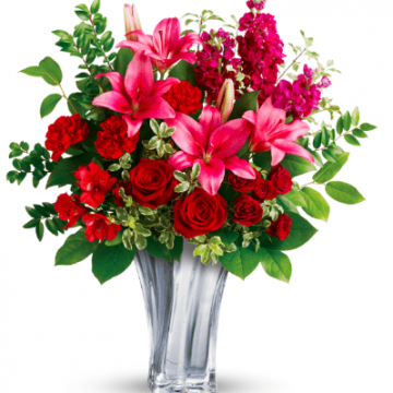 Teleflora's New Valentine's Day Bouquets #Giveaway #LoveOut Loud