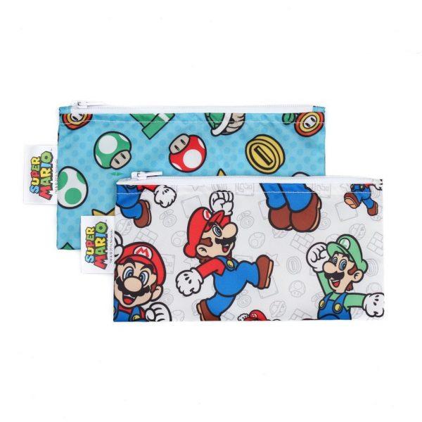 Mario Snack Bags